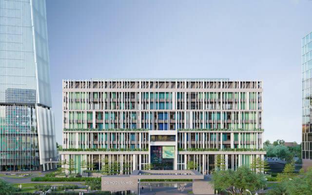 Trường Đại học Văn Hiến – Tập đoàn Hùng Hậu