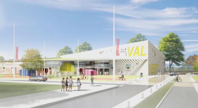 ZAC Val Vert – Nam Francilien (91)