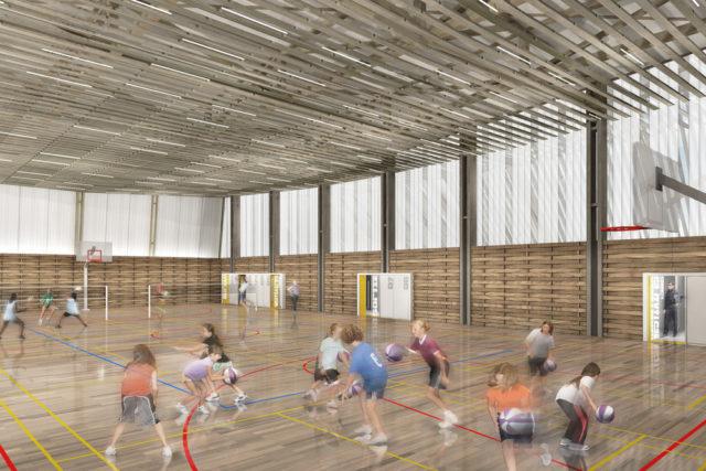 Trung tâm thể thao – Vincennes (94)
