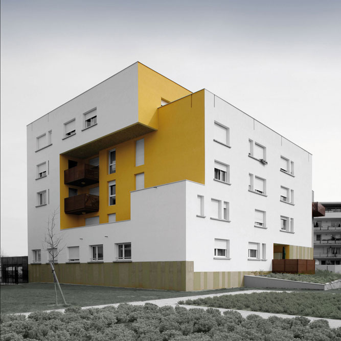 26 logements – Echirolles (38)