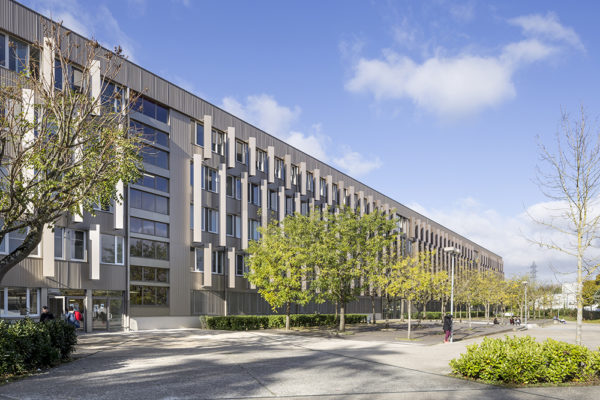 High school – Corbeil-Essonnes (France)