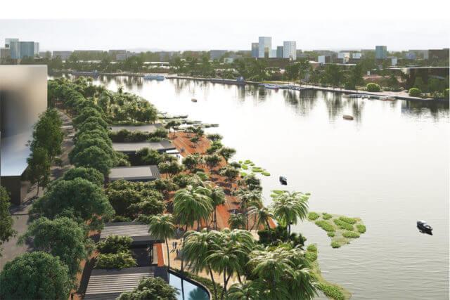 Central plaza – HCMC (Vietnam)