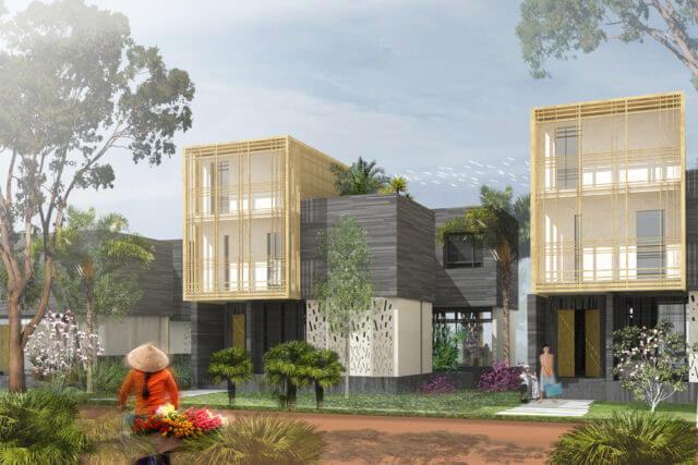 Biệt thự sinh thái – Cần Giờ, Việt Nam