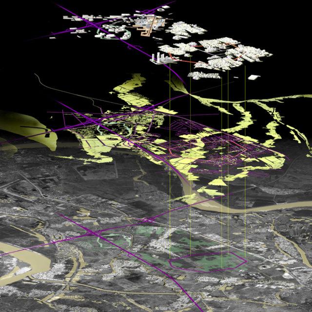 Plan urbain et territorial – Gia Lam (Vietnam)
