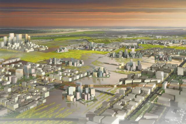 Urban development – Gia Lam (Vietnam)