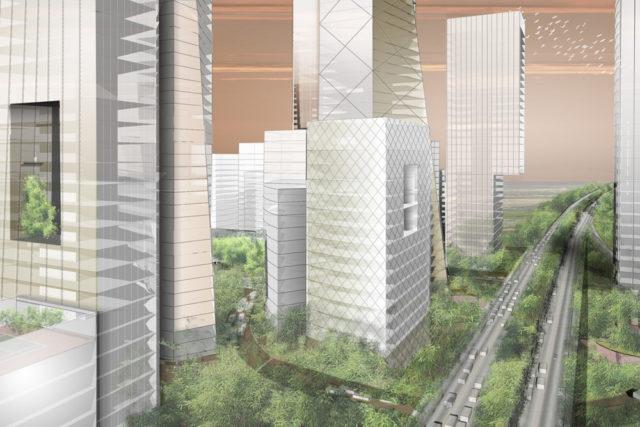 Thiết kế đô thị – Huyện Gia Lâm, Việt Nam