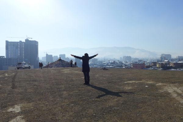 Parc urbain – Oulan Bator (Mongolie)