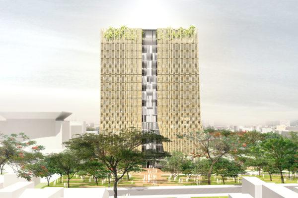 Trung tâm hành chính – Bình Định, Việt Nam