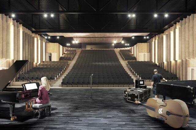 Conservatoire de musique de Maisons Laffitte