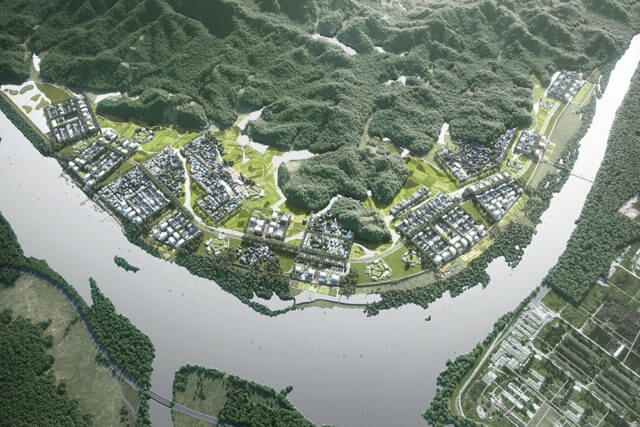 Lishui planning competition top 10
