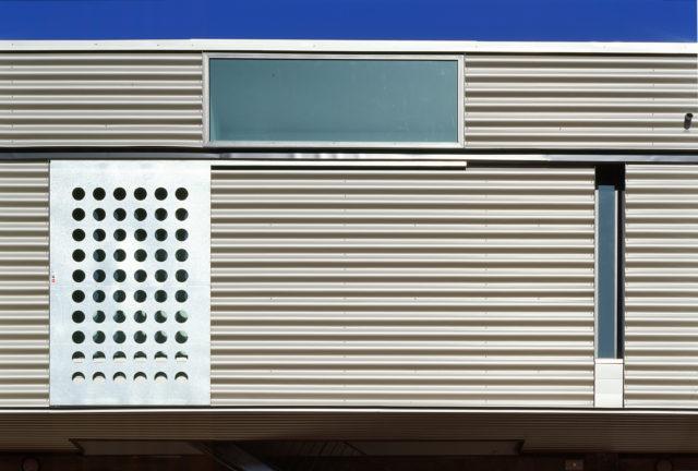 Extension et surélévation Maison des associations – Maisons-Laffitte (78)